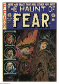 Golden Age (1938-1955):Horror, Haunt of Fear #25 (EC, 1954) Condition: VG+. Graham Ingels cover.Ingels, Jack Davis, Jack Kamen, Marie Severin, and George ...