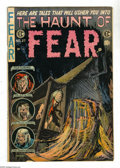 Golden Age (1938-1955):Horror, Haunt of Fear #27 (EC, 1954) Condition: VG. . Cannibalism story.Cameo by Seduction of the Innocent author Dr. Fredric W...