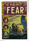 Golden Age (1938-1955):Horror, Haunt of Fear #28 (EC, 1954) Condition: FN. Final issue. GrahamIngels cover. Ingels, Bernard Krigstein, Jack Kamen, and Jac...