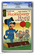 Silver Age (1956-1969):Cartoon Character, Huckleberry Hound #28 File Copy (Gold Key, 1966) CGC NM 9.4 Off-white pages. Overstreet 2005 NM- 9.2 value = $48. CGC census...