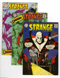 Silver Age (1956-1969):Miscellaneous, Miscellaneous Comics Group (Various, 1950-81) Condition: AverageVF/FN. this large, 66-issue group lot features Strange Ad... (66Comic Books)