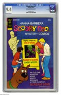 Bronze Age (1970-1979):Cartoon Character, Scooby Doo #19 File Copy (Gold Key, 1973) CGC NM 9.4 Off-white towhite pages. Overstreet 2005 NM- 9.2 value = $48. CGC cens...