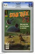 Bronze Age (1970-1979):Science Fiction, Star Trek #50 File Copy (Gold Key, 1978) CGC NM+ 9.6 Off-white to white pages. Al McWilliams art. Overstreet 2005 NM- 9.2 va...