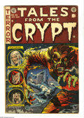 Golden Age (1938-1955):Horror, Tales From the Crypt #35 (EC, 1953) Condition: VG/FN. Jack Daviscover. Davis, Joe Orlando, Jack Kamen, and Graham Ingels ar...