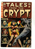 Golden Age (1938-1955):Horror, Tales From the Crypt #41 (EC, 1954) Condition: VG/FN. Jack Daviscover. Davis, George Evans, Jack Kamen, and Graham Ingels a...