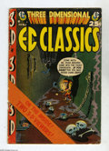 Golden Age (1938-1955):Horror, Three Dimensional EC Classics #1 (EC, 1954) Condition: VG-. Storiesfrom Mad, Weird Science, Frontline Combat, a...