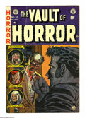 Golden Age (1938-1955):Horror, Vault of Horror #32 (EC, 1953) Condition: VG. Censored cover byJohnny Craig. Art by Craig, Graham Ingels, Jack Davis, and G...