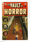 Golden Age (1938-1955):Horror, Vault of Horror #33 (EC, 1953) Condition: VG+. Cover by JohnnyCraig. Art by Craig, Reed Crandall, Graham Ingels, and George...