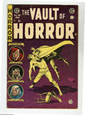 Golden Age (1938-1955):Horror, Vault of Horror #40 (EC, 1954) Condition: VG+. Final issue. Lowdistribution according to Overstreet. Johnny Craig cover. Ar...