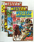 Bronze Age (1970-1979):Western, Western Gunfighters Group (Marvel, 1970-73) Condition: Average VF-.Nine-issue lot includes #1 (two copies), 2, 3, 4, 5, 6, ... (9Comic Books)