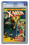 Bronze Age (1970-1979):Superhero, X-Men #88 (Marvel, 1974) CGC NM- 9.2 Off-white to white pages. George Tuska cover. Don Heck art. Reprints #40. Also includes...