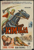 "Movie Posters:Adventure, Kim (MGM, 1950). Argentinean Poster (29"" X 43""). Adventure...."