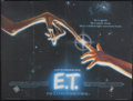 """Movie Posters:Science Fiction, E.T. The Extra-Terrestrial (Universal, 1982). British Quad (30"""" X 40""""). Science Fiction...."""