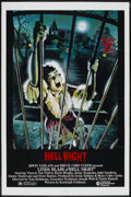 """Movie Posters:Horror, Hell Night (Compass International, 1981). One Sheet (27"""" X 41""""). Horror...."""