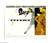 """Caprice (20th Century Fox, 1967). Half Sheet (22"""" X 28""""). Offered here is an original poster for this spy come..."""