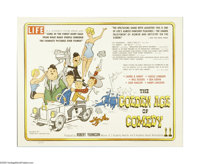 "The Golden Age of Comedy (20th Century Fox, 1958). Half Sheet (22"" X 28""). This lot contains an original poste..."