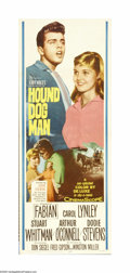 """Movie Posters:Comedy, Hound Dog Man (20th Century Fox, 1959). Insert (14"""" X 36""""). Offered here is an original poster for this comedy directed by D..."""