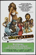 """Movie Posters:Adult, Beneath the Valley of the Ultra-Vixens (Signal 166, 1979). One Sheet (27"""" X 41""""). Adult...."""