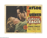 """Johnny Eager (MGM, 1942). Title Lobby Card (11"""" X 14""""). Offered here is an original lobby card for this film n..."""