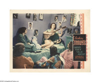 """Ladies They Talk About (Warner Brothers, 1933). Lobby Card (11"""" X 14""""). Offered here is an original poster for..."""
