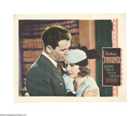 "Ladies They Talk About (Warner Brothers, 1933). Lobby Card (11"" X 14""). Offered here is an original lobby card..."