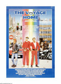 "Movie Posters:Science Fiction, Star Trek IV: The Voyage Home (Paramount, 1987). One Sheet (27"" X 41""). Offered here is an original poster for this sci-fi a..."