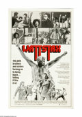 """Movie Posters:Documentary, Wattstax (Columbia, 1973). One Sheet (27"""" X 41""""). Offered here is an original poster for this music documentary starring Isa..."""