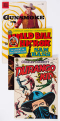 Golden Age (1938-1955):Western, Comic Books - Assorted Golden Age Western Comics Group of 44 (Various Publishers, 1950s) Condition: Average GD/VG.... (Total: 44 Comic Books)