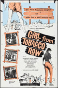 "Movie Posters:Exploitation, Girl from Tobacco Row (Ormond, 1966). Folded, Fine+. One Sheet (26.75"" X 40.5""). Exploitation.. ..."