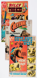 Silver Age (1956-1969):Western, Charlton Silver Age Western Comics Group of 72 (Charlton,1960s-70s) Condition: Average VG/FN.... (Total: 72 Comic Books)