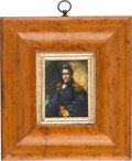 Political:Small Miscellaneous (pre-1896), Andrew Jackson: An Important Original Oil Portrait by Ralph E. W.Earl. ...