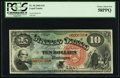 Fr. 96 $10 1869 Legal Tender PCGS Choice About New 58PPQ