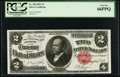 Large Size:Silver Certificates, Fr. 246 $2 1891 Silver Certificate PCGS Gem New 66PPQ.. ...