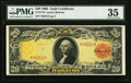 Large Size:Gold Certificates, Fr. 1179 $20 1905 Gold Certificate PMG Choice Very Fine 35.. ...