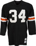 "Football Collectibles:Uniforms, 1970's Neal Craig & Louis Breeden Game Worn Cincinnati Bengals ""Cold Weather""Jersey...."