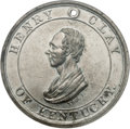 Political:Tokens & Medals, Henry Clay: Choice Campaign Medal From 1836....