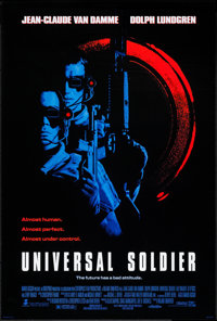 "Universal Soldier & Others Lot(Tri-Star, 1992). One Sheets (3) (26.75"" X 39.75"") SS. Science Fiction..."