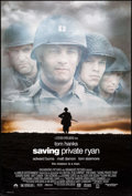 "Movie Posters:War, Saving Private Ryan (Paramount, 1998). One Sheet (27"" X 40"") SS.War.. ..."