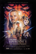 """Movie Posters:Science Fiction, Star Wars: Episode I - The Phantom Menace (20th Century Fox, 1999).Rolled, Very Fine+. One Sheet (26.75"""" X 39.75"""") S..."""