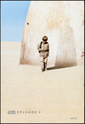"Movie Posters:Science Fiction, Star Wars: Episode I - The Phantom Menace (20th Century Fox, 1999).One Sheet (26.75"" X 39.75""). Science Fiction.. ..."
