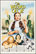"""Movie Posters:Fantasy, The Wizard of Oz (MGM, R-1992). Video Poster (24"""" X 36""""). Fantasy.. ..."""