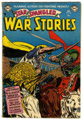 Golden Age (1938-1955):War, Star Spangled War Stories #18 (DC, 1954) Condition: VG-....