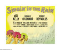 "Movie Posters:Musical, Singin' in the Rain (MGM, 1952). Deluxe Lobby Card Set of (9) (11""X 14""). This is the universally acclaimed best movie musi... (9items)"