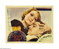 "Movie Posters:Musical, Dancing Lady (MGM, 1933). Lobby Card (11"" X 14""). Clark Gable andJoan Crawford were teamed in three films prior to this, bu..."