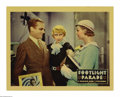 "Movie Posters:Musical, Footlight Parade (Warner Brothers, 1933). Lobby Card (11"" X 14""). Atimely film about a film producer (Cagney) who is put ou..."