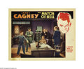 """Movie Posters:Crime, Mayor of Hell (Warner Brothers, 1933). Lobby Card (11"""" X 14""""). The""""Hell"""" referred to in the title of this early Cagney vehi..."""