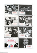 """Movie Posters:Comedy, Dr. Strangelove or: How I Learned to Stop Worrying and Love theBomb. (Columbia, 1964). Lobby Card Set of 8 (11"""" X 14""""). Thi... (8items)"""