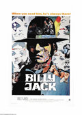 "Movie Posters:Action, Billy Jack (Warner Brothers, 1971). International One Sheet (27"" X41""). Tom Laughlin wrote, produced, directed and stars in..."