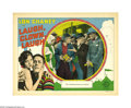 "Movie Posters:Drama, Laugh, Clown, Laugh (MGM, 1928). Lobby Card (11"" X 14""). This scenecard features Lon Chaney and Bernard Siegel, two traveli..."