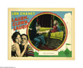 """Movie Posters:Drama, Laugh, Clown, Laugh (MGM, 1928). Lobby Cards (2) (11"""" X 14""""). Offered in this lot are two scene cards, both displaying the o... (2 items)"""